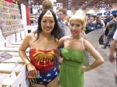 Wonder Woman meets Tinkerbelle!!