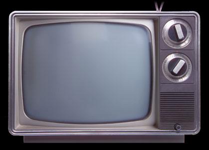 Television Set - old