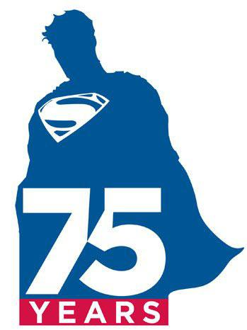 1 Superman 75 DC symbol large