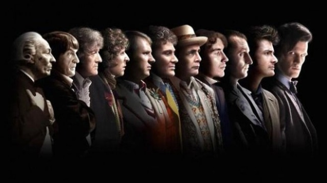 Doctor Who Day Of The Doctor Teaser