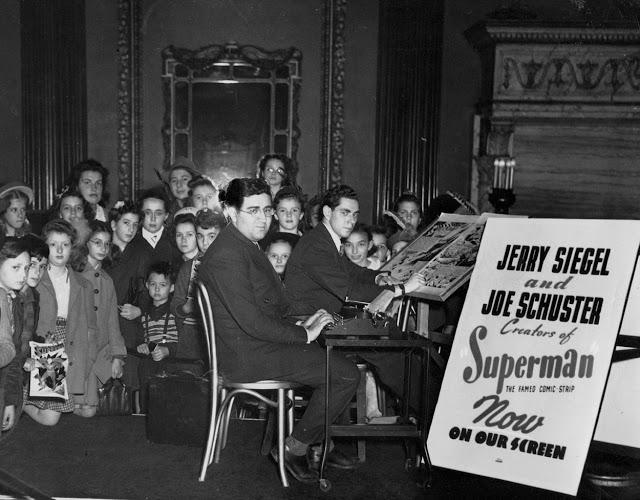 Siegel Shuster 1940