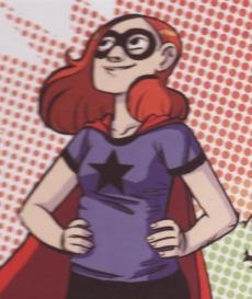 SuperheroGirl Girl
