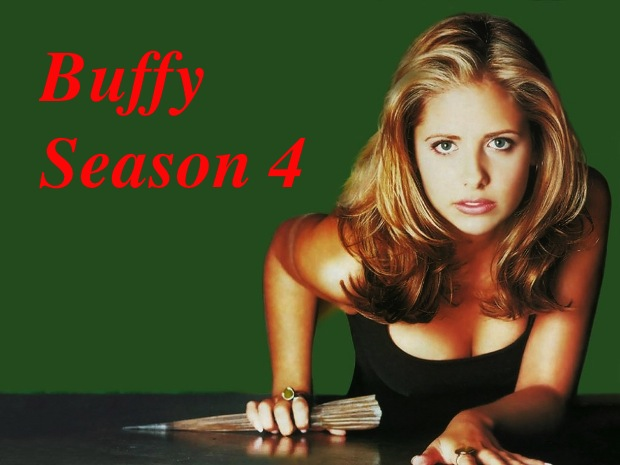 Buffy season 4