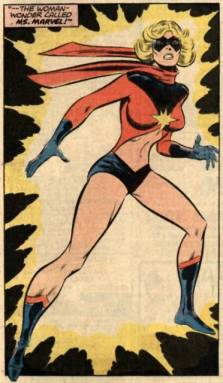 Ms. Marvel original