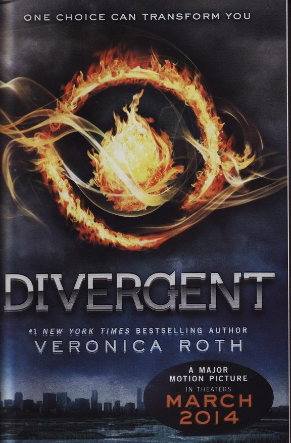 Divergent cover