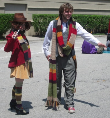 Fourth Doctor!!!!