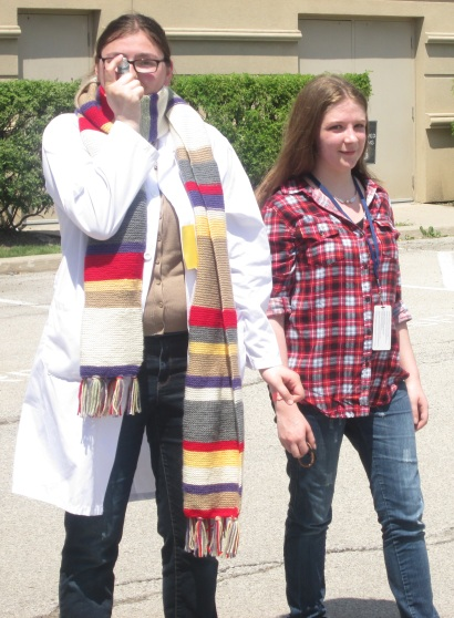Osgood and Amy Team-Up!!