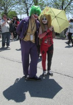 Joker and Harley!!