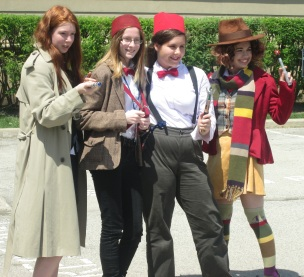 Lady Doctors!!!!