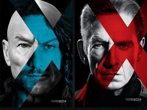 X-Men Days Of Future Past Xavier Magneto