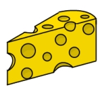 Cheese cartoon