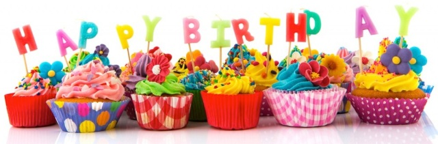 Happy Third Birthday