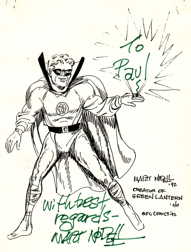 Green Lantern Nodell