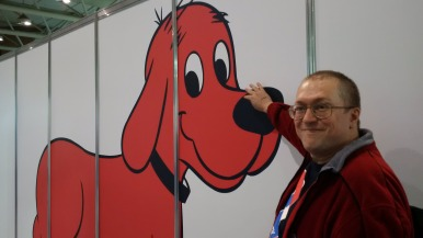 Clifford The Big Red Dog!