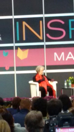 Margaret Atwood was in the house!
