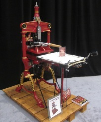 A printing press!