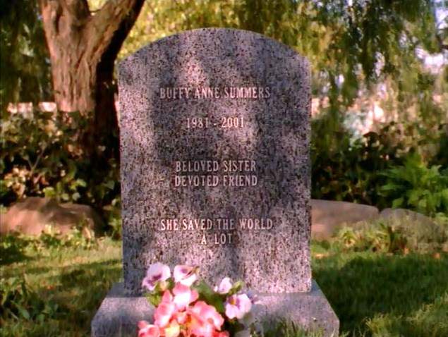 Buffy Grave