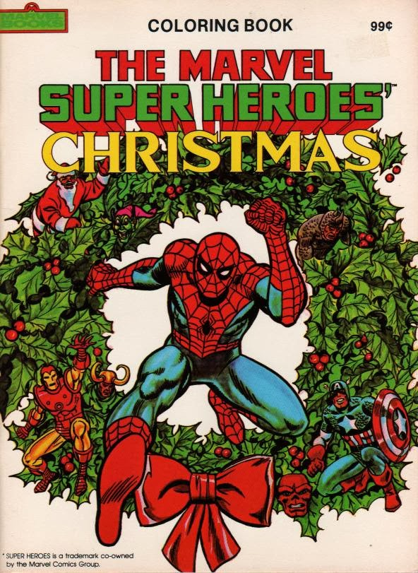 Spiderman Merry Christmas
