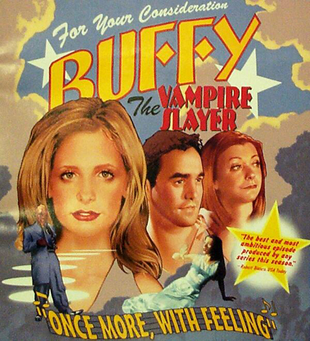 Buffy Once More With Feeling