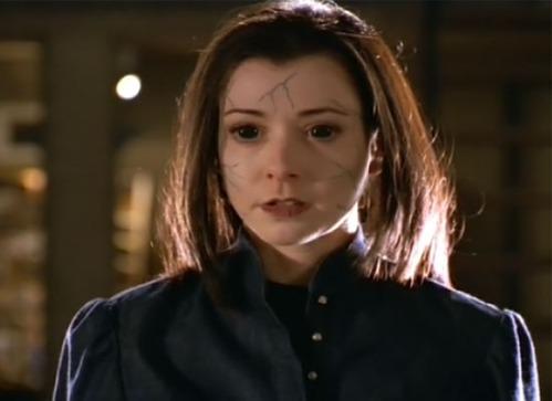 Buffy Dark Willow