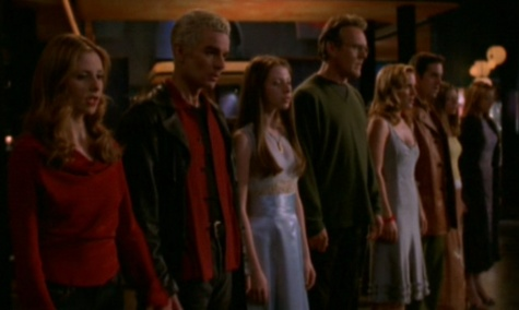 Buffy Once More