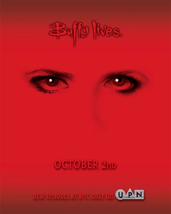 Buffy UPN Promo Season Six