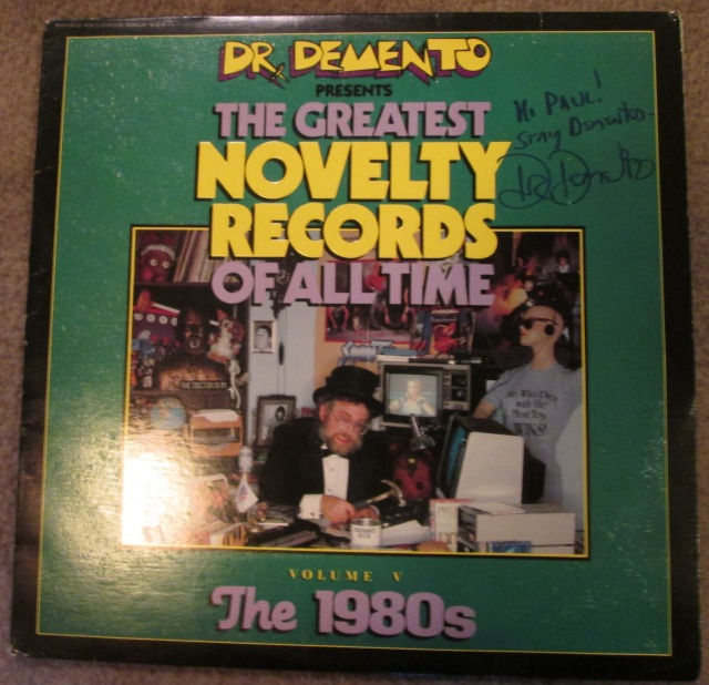 My Dr Demento record