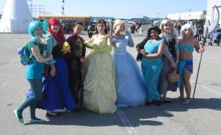 Disney Princesses!!