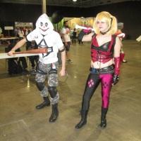 Joker and Harlequin!!