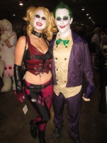 Joker and Harlequin again!! Check out her fb page at Lyddiekyddiecosplay!!