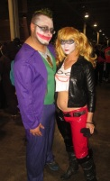 Joker and Harlequin yet again!!