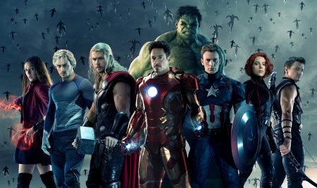 Avengers Age Of Ultron Almost Everyone