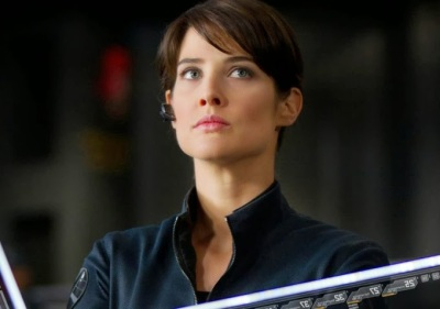 Avengers Age Of Ultron Maria Hill