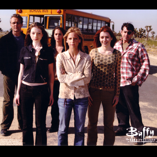 Buffy final shot