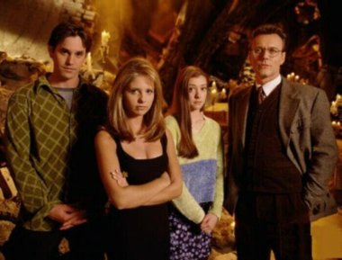 Buffy Giles Willow Xander