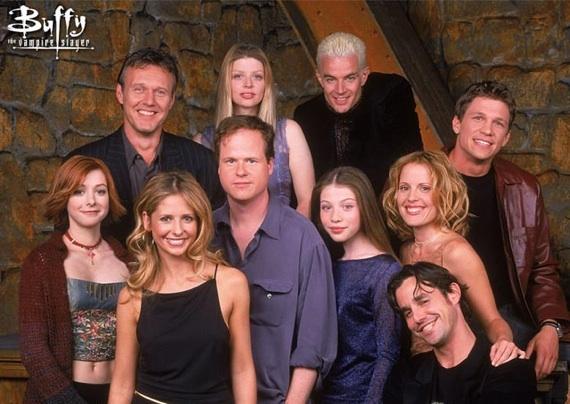 Buffy Joss season five