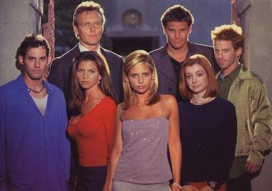 Buffy season two
