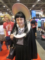 Moaning Myrtle!!