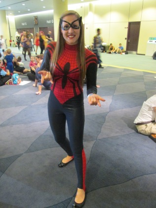 Spider Woman!!