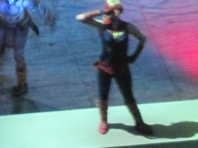 20 MUL Captain Marvel