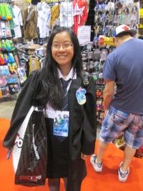 Harry Potter represent!!