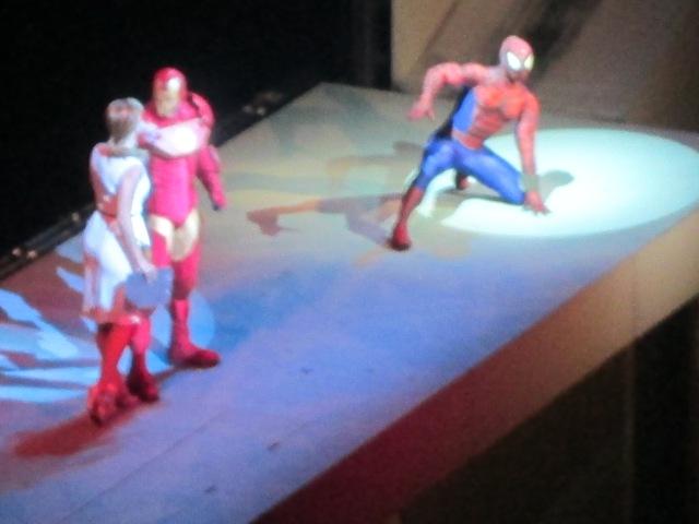 3 MUL Iron Man Spidey