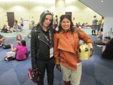 Catwoman and Rocketeer!!