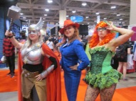 Thor meets Agent Carter meets Poison Ivy!!