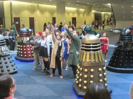 Dr Who Society of Canada!! Part Two!!