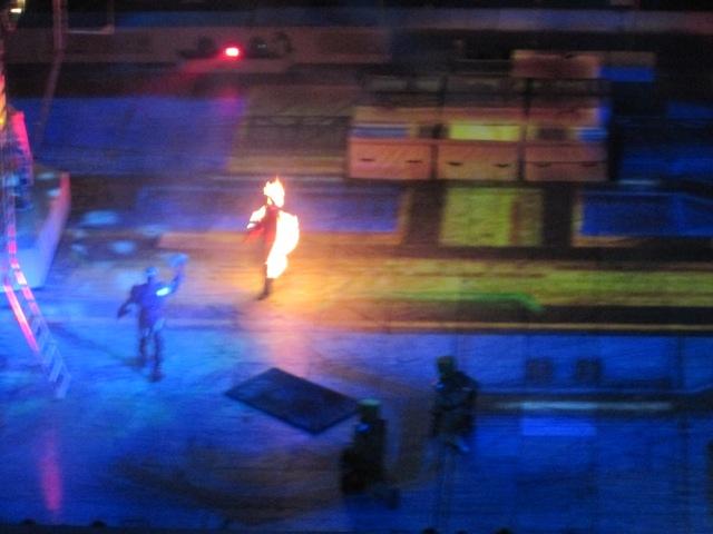 6 MUL On Fire