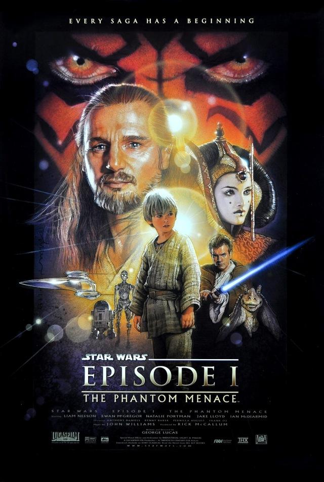 Star Wars I The Phamtom Menace