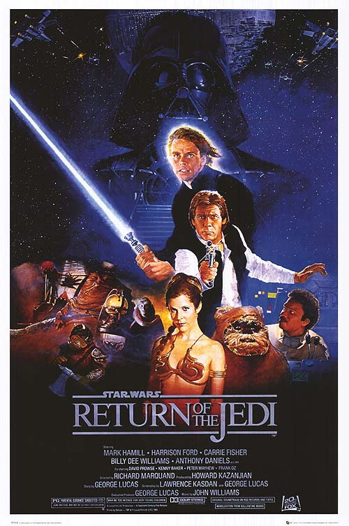 Star Wars VI Return Of The Jedi