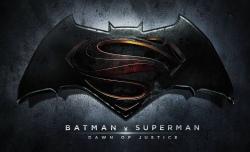 Batman V Superman official logo