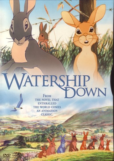 Watership Down movie poster